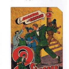 Tebeos: EL PODER INVISIBLE Nº 15. FERMA 1957.. Lote 23558480