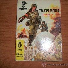Tebeos: COMBATE Nº 40 EDITORIAL FERMA 1962. Lote 27286952