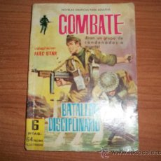 Tebeos: COMBATE Nº 101 EDITORIAL FERMA 1962. Lote 27286951