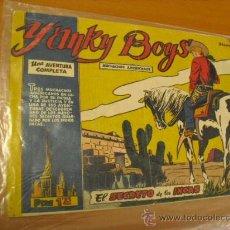 Tebeos: YANKY BOYS, EL SECRETO DE LOS INCAS . Lote 25084358