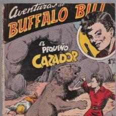 Tebeos: BUFFALO BILL Nº 3. EDITORIAL FERMA 1956.. Lote 25244439