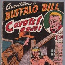 Tebeos: BUFFALO BILL Nº 29. EDITORIAL FERMA 1956.. Lote 25244754