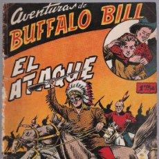 Tebeos: BUFFALO BILL Nº 6. EDITORIAL FERMA 1956.. Lote 25245901