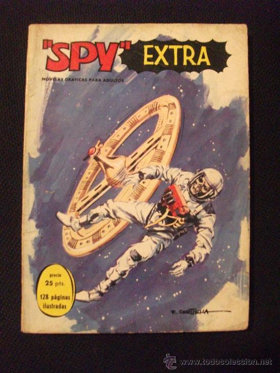 SPY EXTRA Nº 3 EDITORIAL FERMA (Tebeos y Comics - Ferma - Otros)