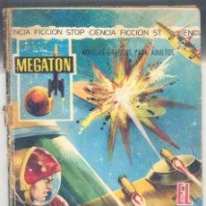 Tebeos: MEGATON Nº. 16. Lote 27262460