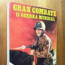 Tebeos: GRAN COMBATE II SEGUNDA GUERRA MUNDIAL EXTRA 5 - EDICIONES GAVIOTA. Lote 27123116