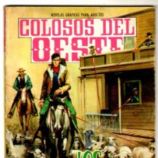 Livros de Banda Desenhada: COLOSOS DEL OESTE Nº 71, EDI. FERMA 1964, 64 PGS. 16,5 X 11,5 CMS, FOTO ELISA GABRAI. Lote 27702664