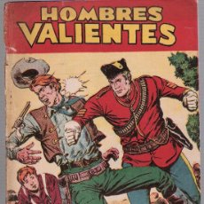 Tebeos: HOMBRES VALIENTES DICK DARING Nº 8. FERMA 1958.. Lote 27832357