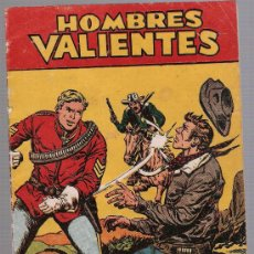 Tebeos: HOMBRES VALIENTES DICK DARING Nº 1. FERMA 1958.. Lote 27832464