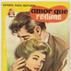 Colección Damita. Serie Corazón nº 14. Ferma 1958. (64 páginas)