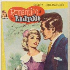 Colección Damita. Serie Corazón nº 21. Ferma 1958. (64 páginas)