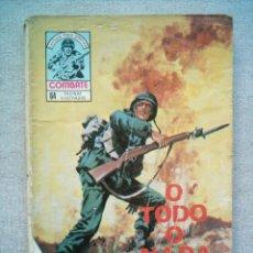 Comics - COMBATE Nº 226 O TODO O NADA / PRODUCCIONES EDITORIALES 1980 - 28999914