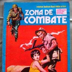 Comics - ZONA DE COMBATE... RELATOS BÉLICOS... No. 73... 1973. - 29237467