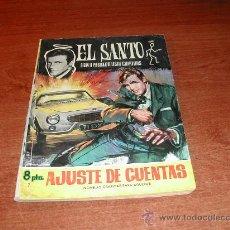 Tebeos: EL SANTO Nº 1 (EDITORIAL FERMA) 1965 RFª (JC). Lote 29639836