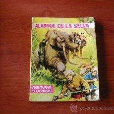 Tebeos: ALARMA EN LA SELVA, COLECCIÓN AVENTURAS ILUSTRADAS, EDITORIAL FERMA, 1966 REFª (JC). Lote 30594275