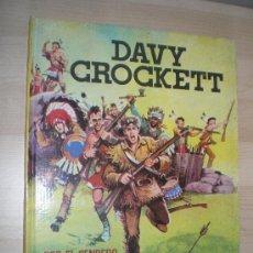 Tebeos: DAVY CROCKETT, POR EL SENDERO DE LA GUERRA, COLECCION IMAGENES Y AVENTURAS. Lote 30898650