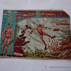 Tebeos: FRED SANTOS Nº 10 EL HOMBRE RANA ORIGINAL. Lote 31006583