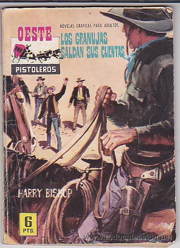 NOVELA GRAFICA OESTE PISTOLEROS Nº 83 (Tebeos y Comics - Ferma - Otros)