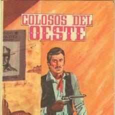 Tebeos: COLOSOS DEL OESTE Nº 158 ÚLTIMO - EDI. FERMA - 64 PGS. 16,5 X 11,5 CMS.. Lote 31721240