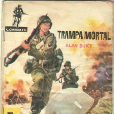 Comics - COMBATE Nº 40 EDI. FERMA 1962, 64 PGS. - 32188680