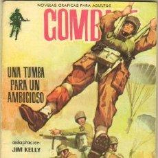 Tebeos: COMBATE Nº 87 EDI. FERMA 1962 - 64 PGS. 16,5 X 11,7 CMS - UNA TUMBA PARA UN AMBICIOSO. Lote 32194729