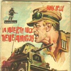 Tebeos: COMBATE Nº 26 EDI. FERMA 1962 - 64 PGS. 16,5 X 11,7 CMS - LA MUERTE NO TIENE AMIGOS. Lote 32206107