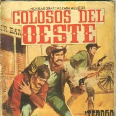 Livros de Banda Desenhada: COLOSOS DEL OESTE Nº 2 - EDI. FERMA 1964 - 64 PGS. LOS HERMANOS DALTON - ROSSANO BRAZZI FOTO. Lote 32209067