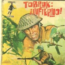 Tebeos: COMBATE EXTRA Nº 10,EDI. FERMA 1962,64 PGS.16,5 X 11,5 CMS.FOTO DE JACQUES CHARRIER - MYLENE DEMGEOT. Lote 32209293