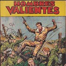 Tebeos: HOMBRES VALIENTES SERIE AMARILLA TOMMY BATALLA Nº 3. Lote 32402851