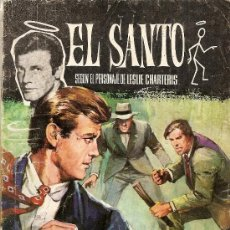 Tebeos: EL SANTO Nº 2 EDITORIAL FERMA 1965. Lote 32413022