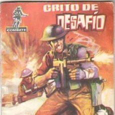 Tebeos: COMBATE Nº 21 EDI. FERMA 1962 - 64 PGS. . Lote 32443810