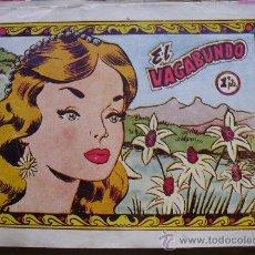 Tebeos: - REVISTA JUVENIL FEMENINA EL VAGABUNDO DE LOMBARDIA ED. FERMA 1.958 N.º 127. Lote 32682258