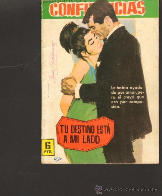 TEBEOS-COMICS GOYO - CONFIDENCIAS - FERMA - Nº 236 - RARO *AA99 (Tebeos y Comics - Ferma - Otros)