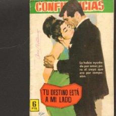 Tebeos: TEBEOS-COMICS GOYO - CONFIDENCIAS - FERMA - Nº 236 - RARO *AA99. Lote 32859414