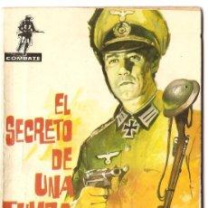 Tebeos: COMBATE. FERMA. 'EL SECRETO DE UNA TUMBA'. 1962.. Lote 33844402