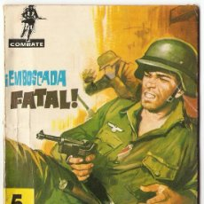 Tebeos: COMBATE. FERMA. 'EMBOSCADA FATAL'. 1962.. Lote 33844446