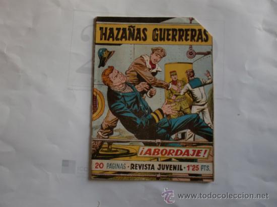 HAZAÑAS GUERRERAS 11 FERMA 11 CUADERNILLOS ORIGINAL (Tebeos y Comics - Ferma - Otros)