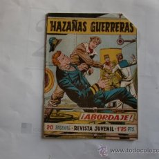 Tebeos: HAZAÑAS GUERRERAS 11 FERMA 11 CUADERNILLOS ORIGINAL. Lote 35410156