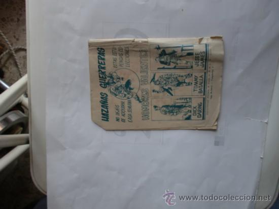 Tebeos: HAZAÑAS GUERRERAS 11 FERMA 11 CUADERNILLOS ORIGINAL - Foto 12 - 35410156