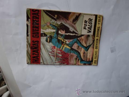 Tebeos: HAZAÑAS GUERRERAS 11 FERMA 11 CUADERNILLOS ORIGINAL - Foto 13 - 35410156
