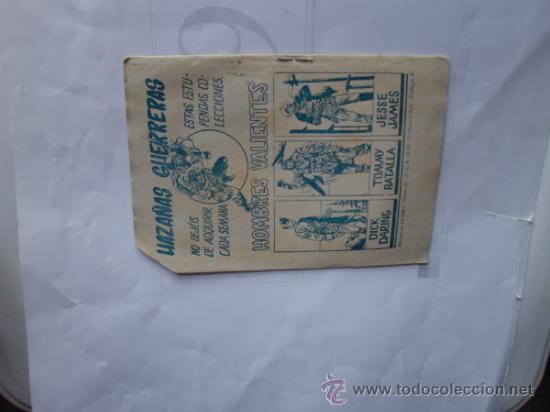 Tebeos: HAZAÑAS GUERRERAS 11 FERMA 11 CUADERNILLOS ORIGINAL - Foto 16 - 35410156