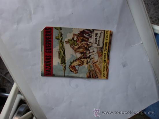 Tebeos: HAZAÑAS GUERRERAS 11 FERMA 11 CUADERNILLOS ORIGINAL - Foto 17 - 35410156