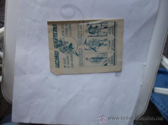 Tebeos: HAZAÑAS GUERRERAS 11 FERMA 11 CUADERNILLOS ORIGINAL - Foto 18 - 35410156