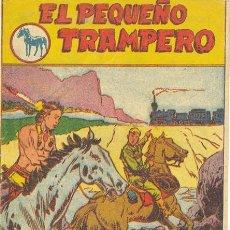 Tebeos: PEQUEÑO TRAMPERO, EL Nº 6. Lote 35504856