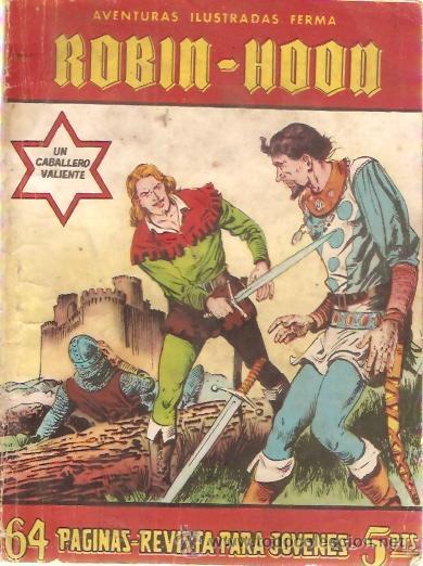 COMIC ROBIN -HOOD Nº 79 (Tebeos y Comics - Ferma - Otros)