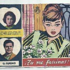Tebeos: PRINCESITA CAROLINA -TU ROMANCE 1959. Lote 36257211