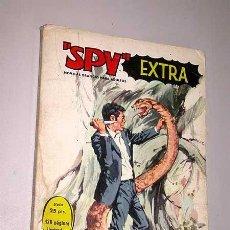Tebeos: SPY EXTRA Nº 4. EDITORIAL FERMA, 1969. 3 HISTORIETAS COMPLETAS, INTRIGA, BÉLICO, CIENCIA FICCIÓN.. Lote 36602662