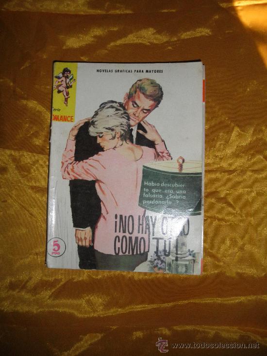 ¡ NO HAY OTRO COMO TU ¡ NOVELA GRAFICA PARA ADULTOS. EDITORIAL FERMA, SERIE ROMANCE Nº 144* (Tebeos y Comics - Ferma - Otros)