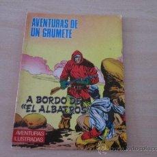 Tebeos: AVENTURAS DE UN GRUMETE.. Lote 38568288