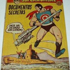 Tebeos: SUPERHOMBRE Nº 46 - FERMA - ORIGINAL 1957 . LEER. Lote 38991426